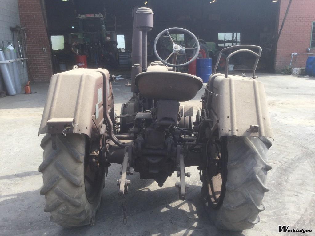 Lanz Bulldog 6605