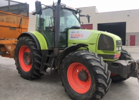 CLAAS ARES 826RZ
