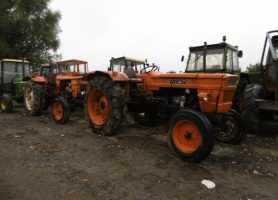 Fiat someca 750   2 stuks