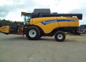 New Holland CX 7.80 Maaidorser
