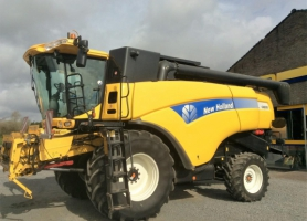 New Holland CX 8050 Maaidorser