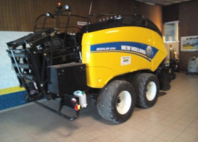 NEW HOLLAND BIG BALER 1290