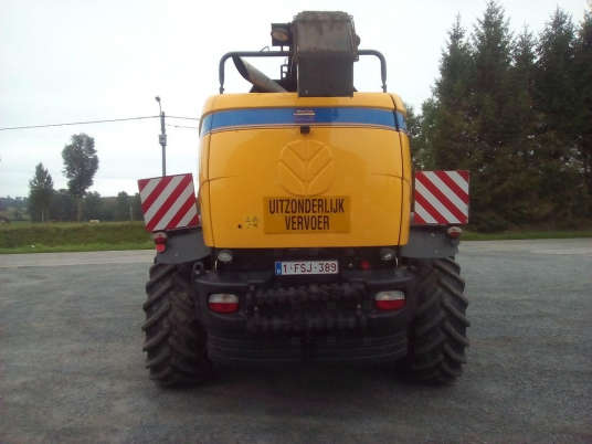 NEW HOLLAND FR 500 Ensileuse automotrice