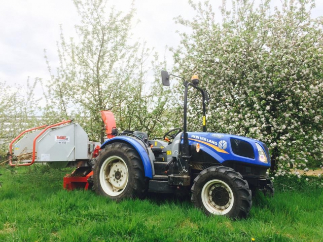 New Holland T3.65F
